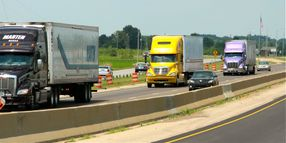 New Report Shows States With the Busiest Highways