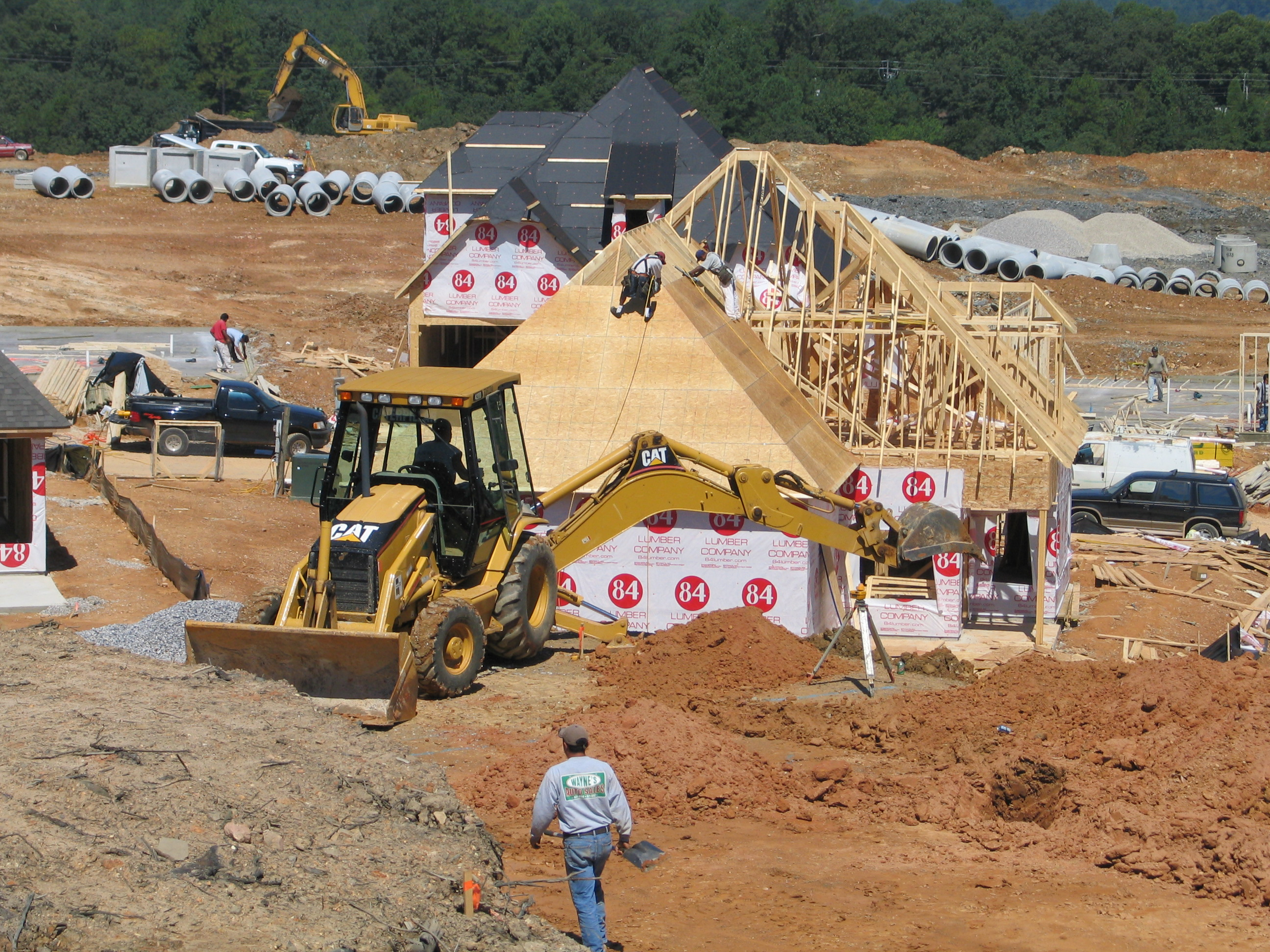 Economic Watch: New Home Sales and Employment Jump