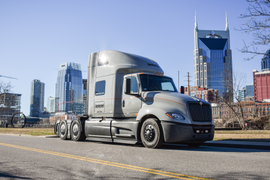 Tennessee International Dealer Turns Heads With Fuel Efficiency Demo Truck