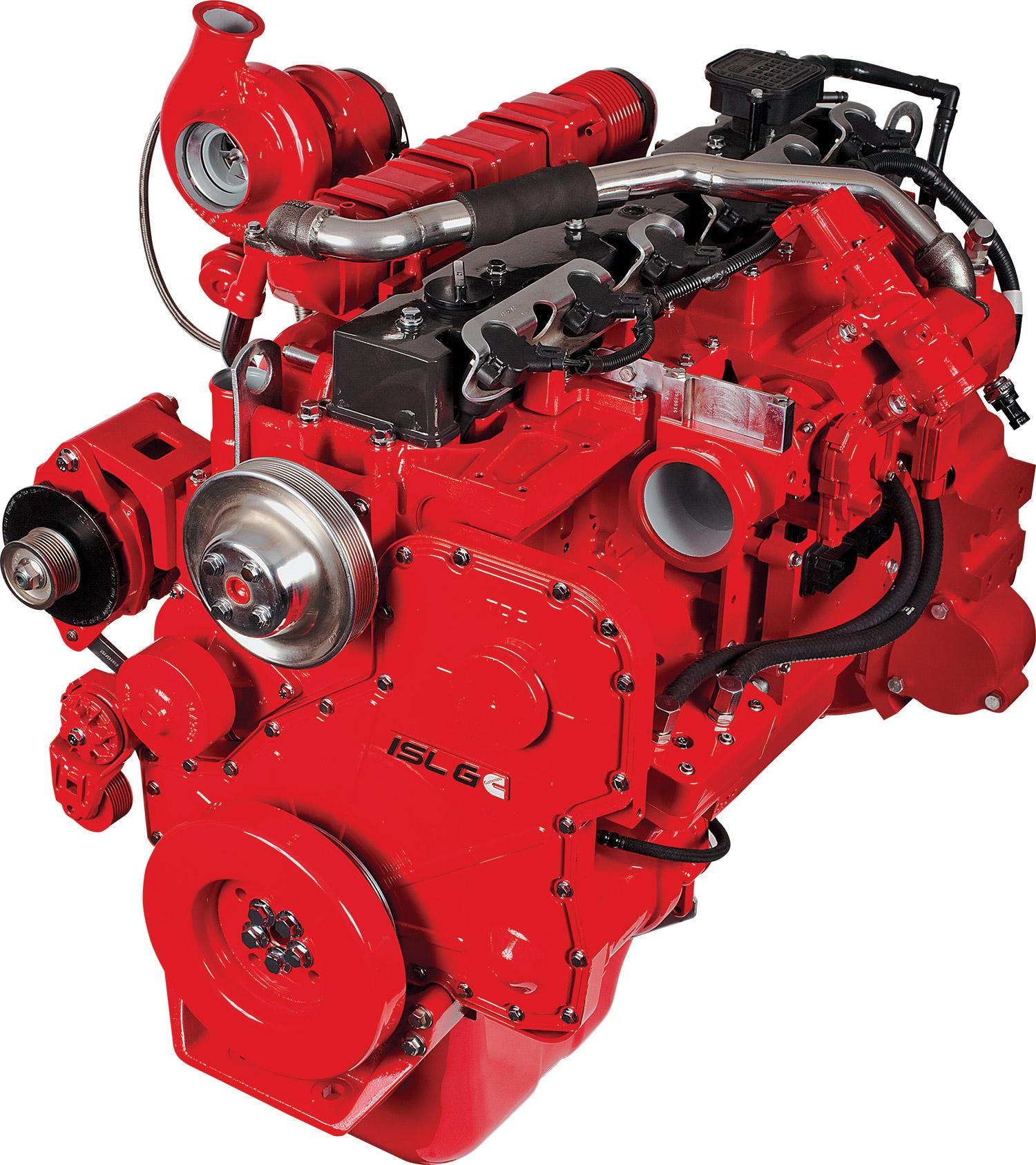 Cummins and Westport Recall 25,000 Natural Gas Engines