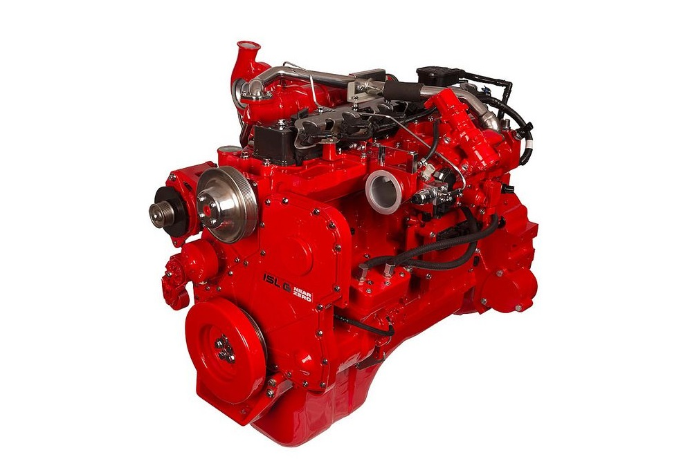Kenworth Offers ISL G Natural Gas Engine on T680, T880