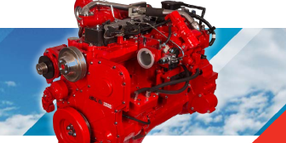Peterbilt Offers Cummins Near-Zero Emissions Natural Gas Engine
