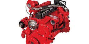 Cummins Westport's Near Zero Natural Gas Engine Certified