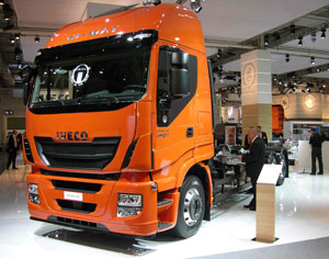 Iveco Stralis Hi-Way awarded 'European Truck of the Year 2013' at IAA