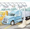 IdleAire's system will allow truckers to be comfortable without idling.