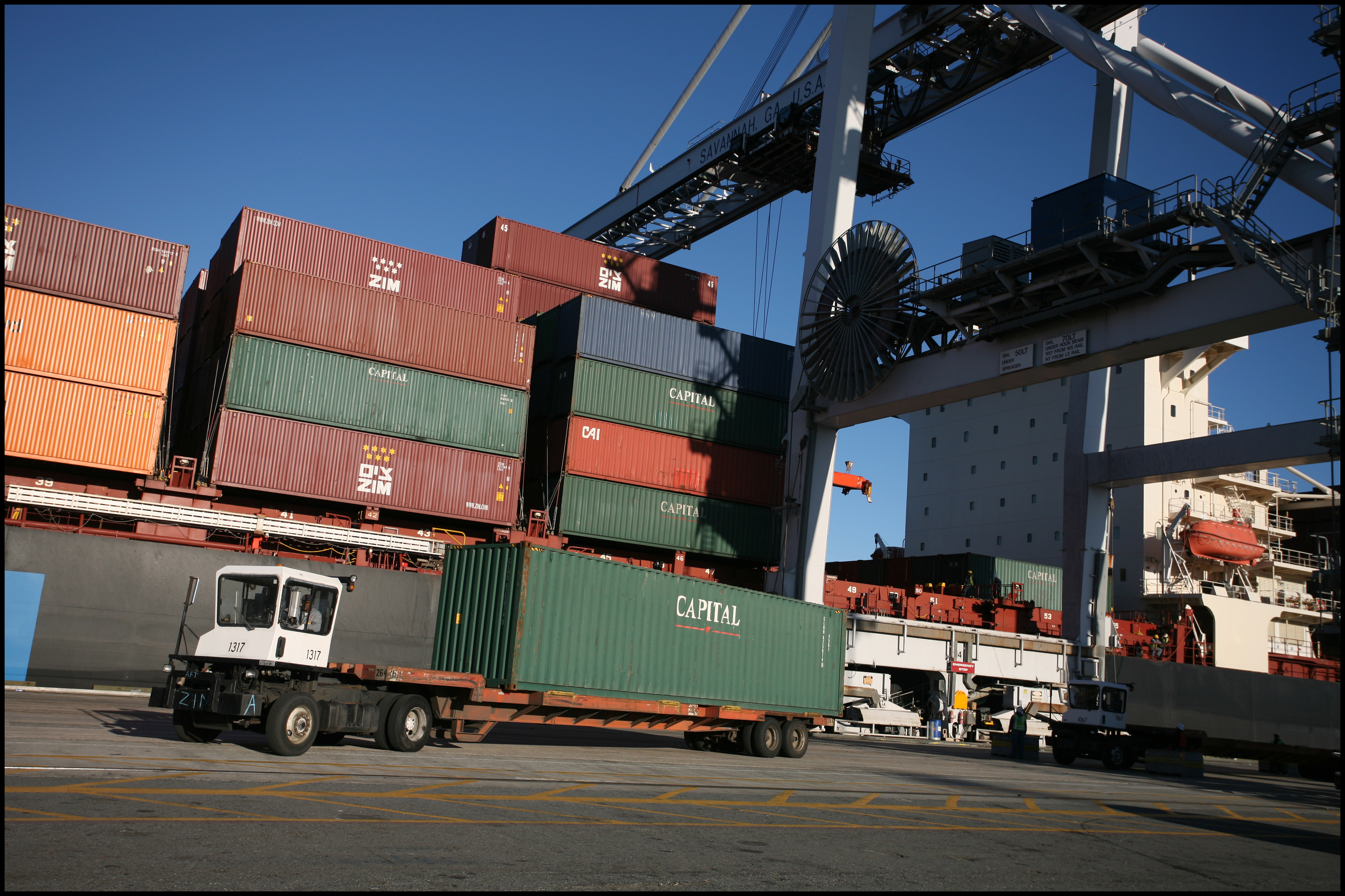 Port of New York and New Jersey Asked to Tackle Freight Delays