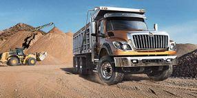 International Truck Unveils HV Series Mid-Range Diesel Trucks