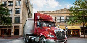 International Reveals RH Regional Tractor; Designed with Driver Input
