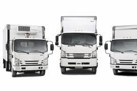 Isuzu FTR Named Medium-Duty Truck of the Year
