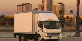 Used Medium-Duty Truck Values Inch Lower