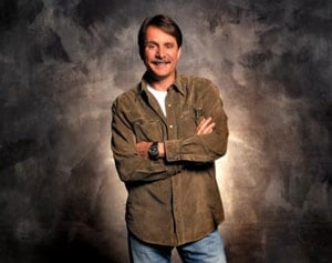 Jeff Foxworthy is The Work Truck Show 2013 keynote entertainer. He will address attendees of the President's Breakfast and NTEA Annual Meeting on Thursday, March 7.