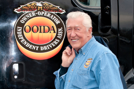 OOIDA's Jim Johnston Dies at 78