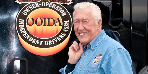 Jim Johnston Photo: OOIDA