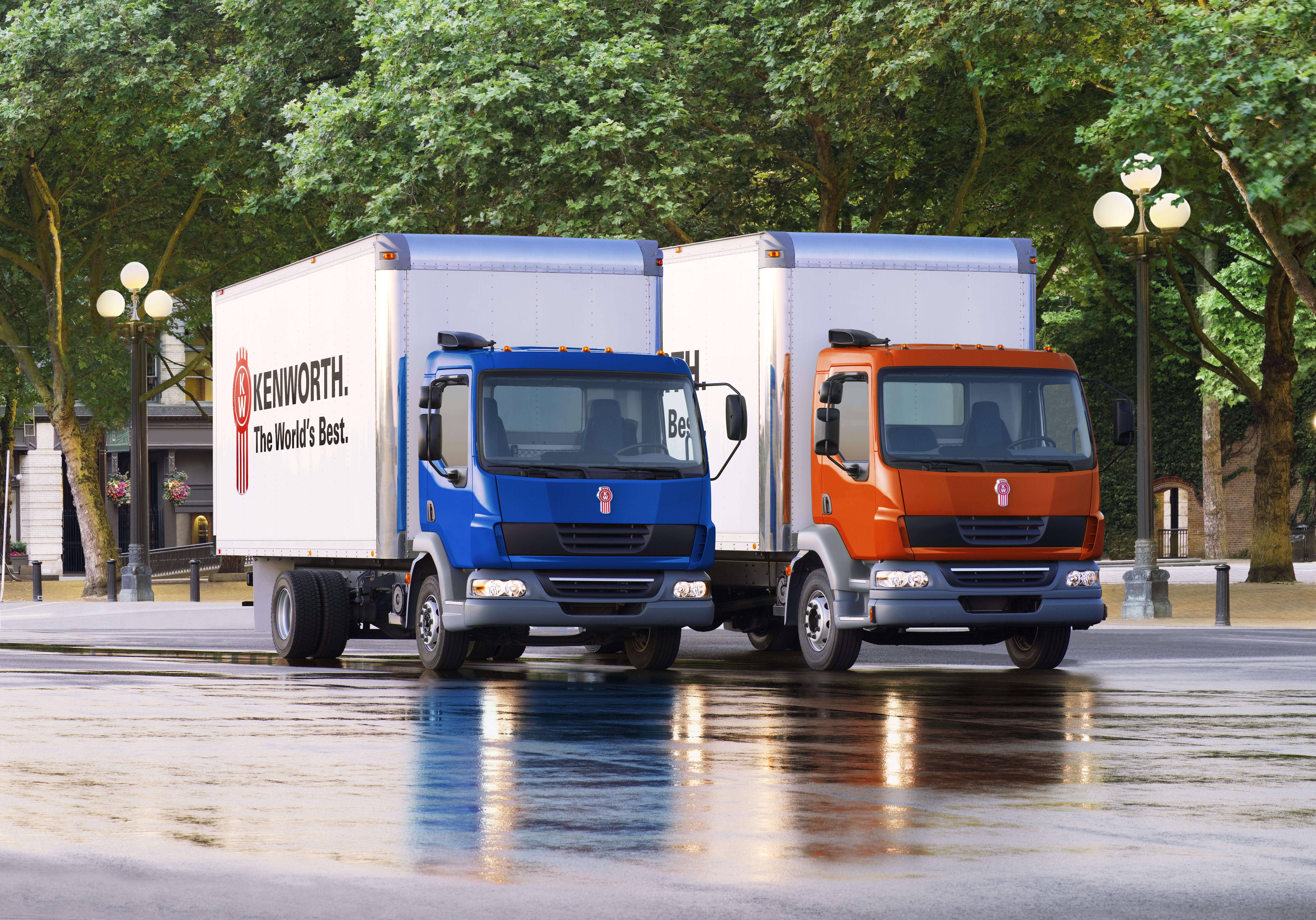 Kenworth, Paccar Offer Medium-Duty Extended Warranty