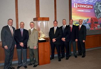 MHC Kenworth Colorado Named 2010 Kenworth Dealer of Year