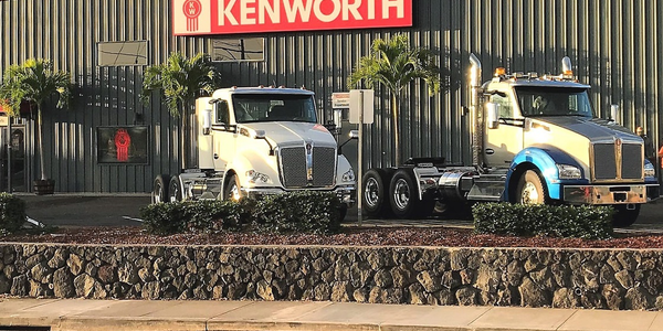 The first Kenworth dealership has opened in Hawaii, allowing customers in the Aloha State to...