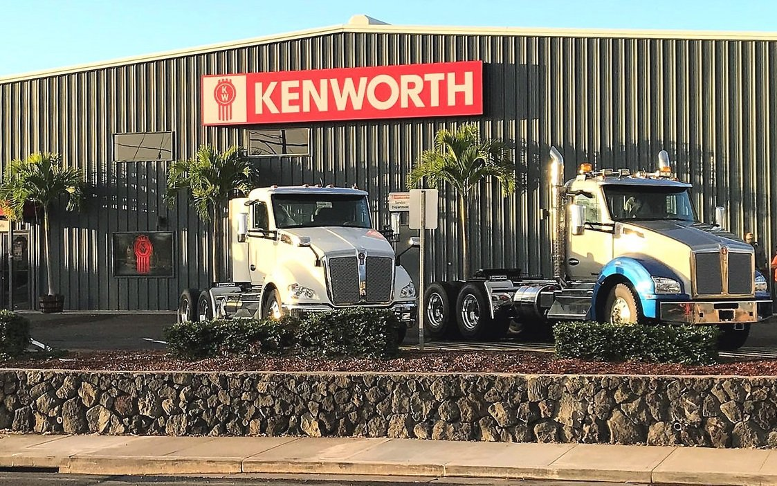 First Kenworth Dealership Opens in Hawaii