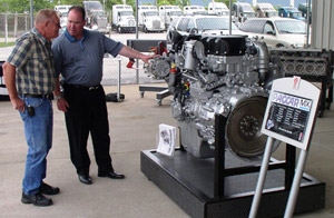 Kenworth T700, Paccar MX Engine Tour Continues This Summer