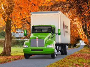 Paccar is the parent company of Kenworth Truck Company, which makes this T270 diesel-electric hybrid.