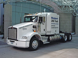 Analyst: Natural Gas Makes Sense For Trucking Industry