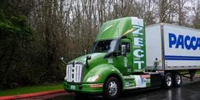 Kenworth Offers Sneak Peek at Zero-Emissions Transport Truck