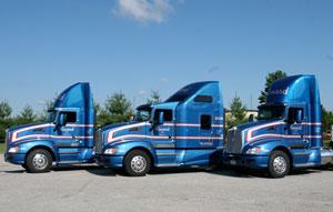 Based in York, Pa., Kinard is a provider of short-haul trucking and warehousing services.