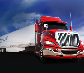 Knight Transportation Net Income Leaps 64%