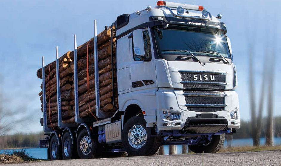 Finnish Companies to Develop Hybrid Powertrain For Heavy Trucks