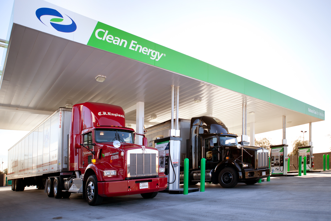 Report: Natural Gas, Aerodynamics Will Help Meet Future Fuel Economy Goals