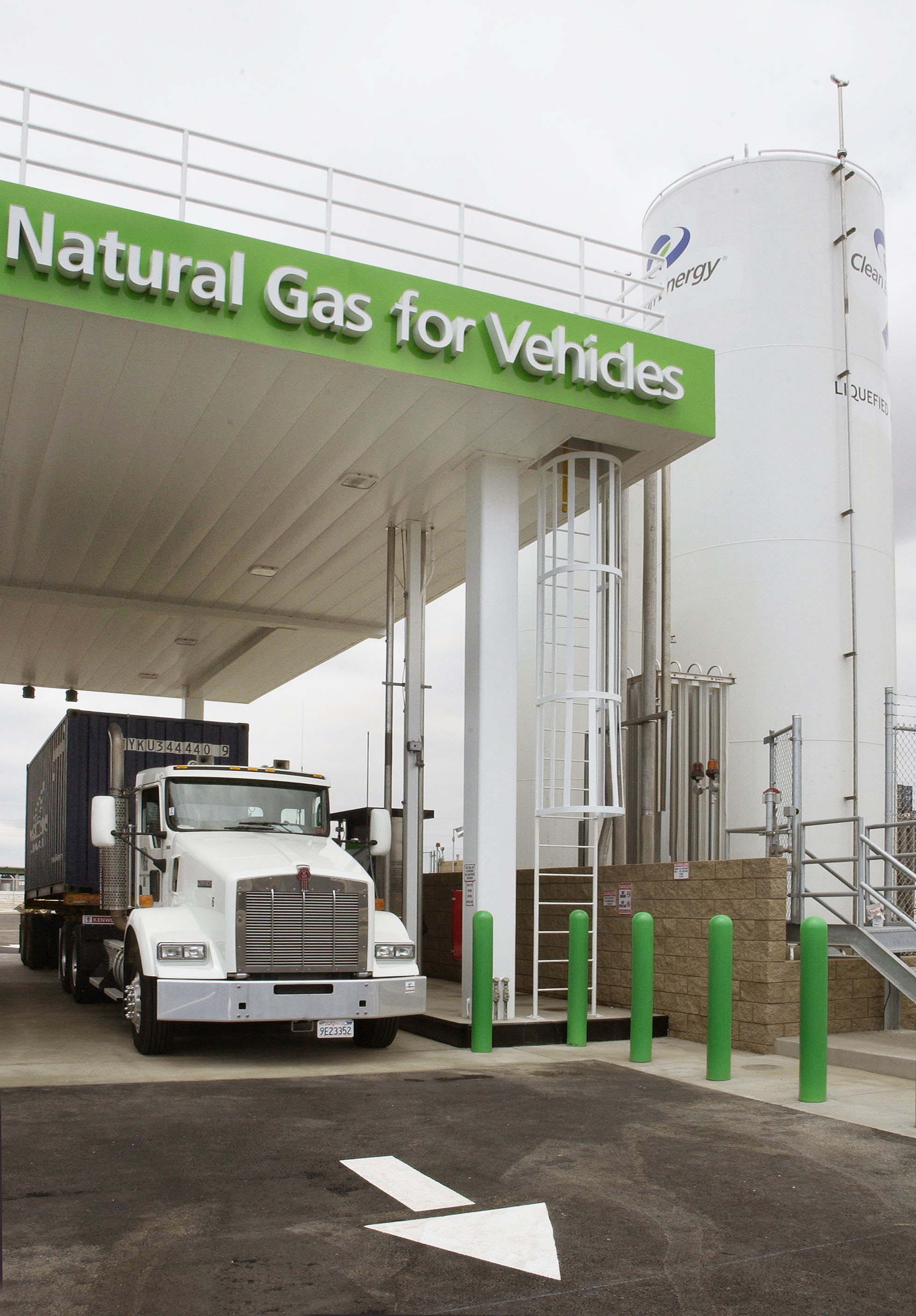 Clean Energy Launches Renewable Natural Gas Fuel