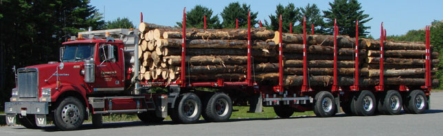 Measure Would Allow Heavier Trucks on Maine, Vermont Interstates