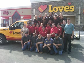 Love's Travel Stop Opens in Seguin, Texas