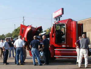 MHC Tour Showcases Compressed Natural Gas Technology