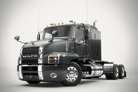 Mack Reveals New Anthem On-Highway Tractor
