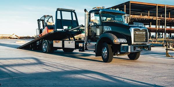 Mack Trucks today announced several new enhancements to its Mack Granite Medium Heavy Duty (MHD)...