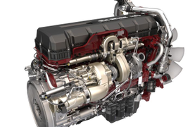 Mack: New Powertrain Products Save Fuel, Cut Emissions