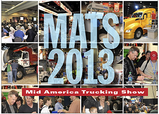 Tens of Thousands Heading to Mid-America Trucking Show