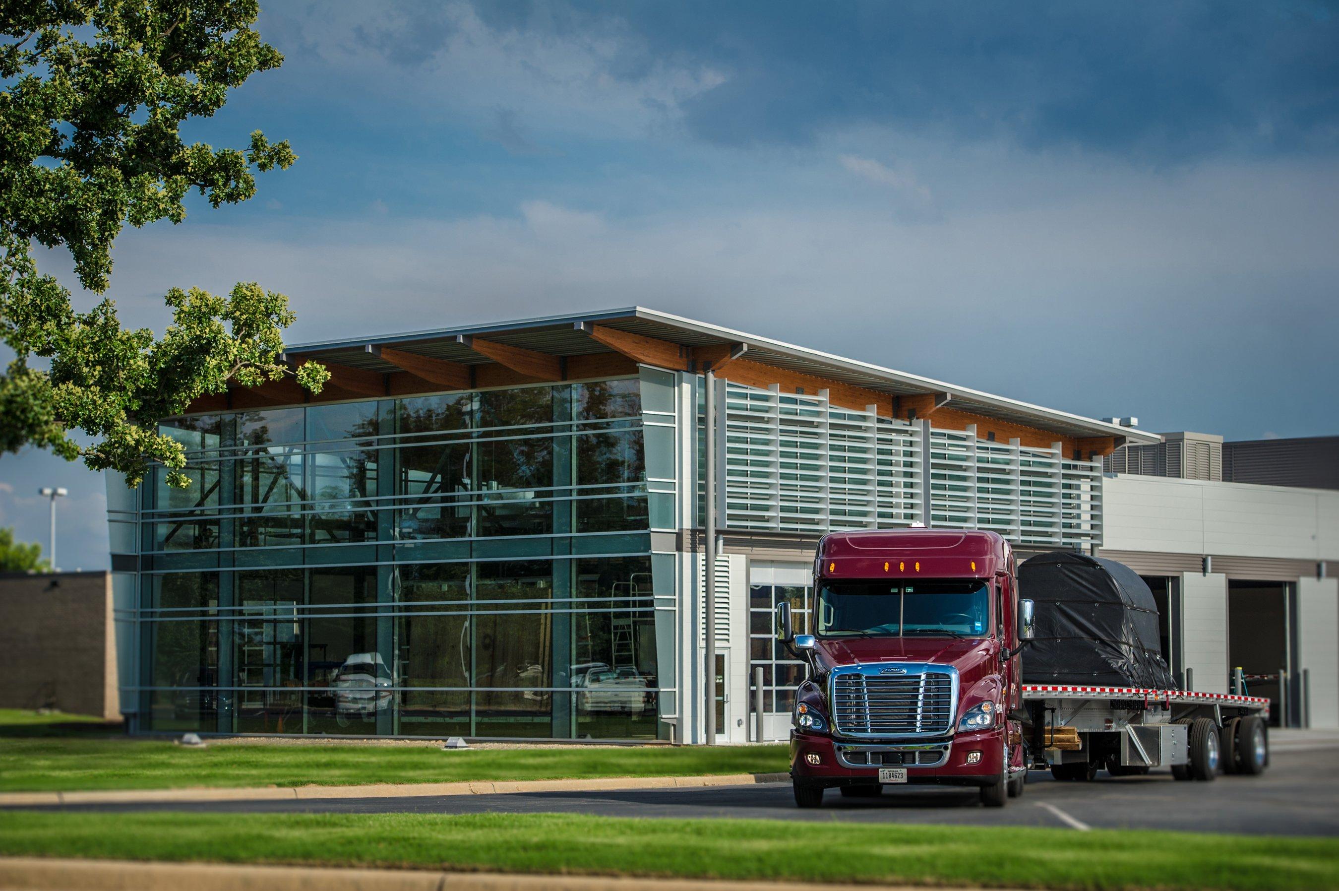 Maverick Expands Driver Training Center