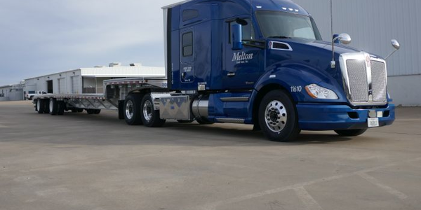 Melton Truck Lines is offering all of its drivers a per mile pay raise as well as a chance to...
