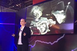 Meritor to Start Testing Electric Drivetrain Next Year