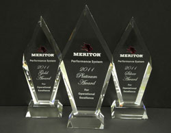 Meritor Names Aftermarket Performance System Award Winners