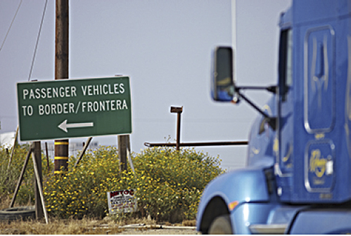 Teamsters Again Challenging Mexican Truck Program