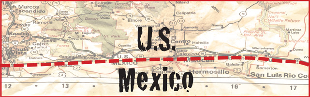 Cross Border Trucking with Mexico Heating Up