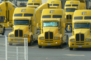 The Inspector General report said FMCSA needs to develop plans for how it will do pre-authorization on-site safety inspections in Mexico. (photo courtesy www.mexicotrucker.com)