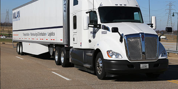 Milan is one of many trucking companies that have announced pay incentives aimed at recruiting...