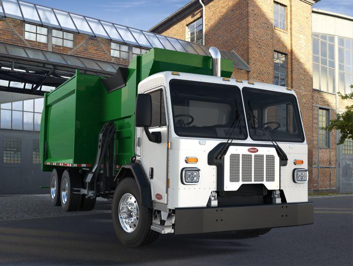 Peterbilt Adds Three Model 520 Configurations, Shows Electric Demo