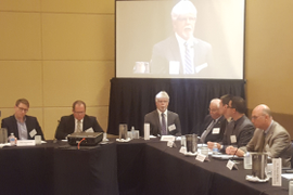Trucking Industry Debates Driver-Assistance Technologies
