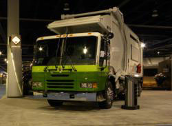 Navistar, American LaFrance Mull Joint Venture