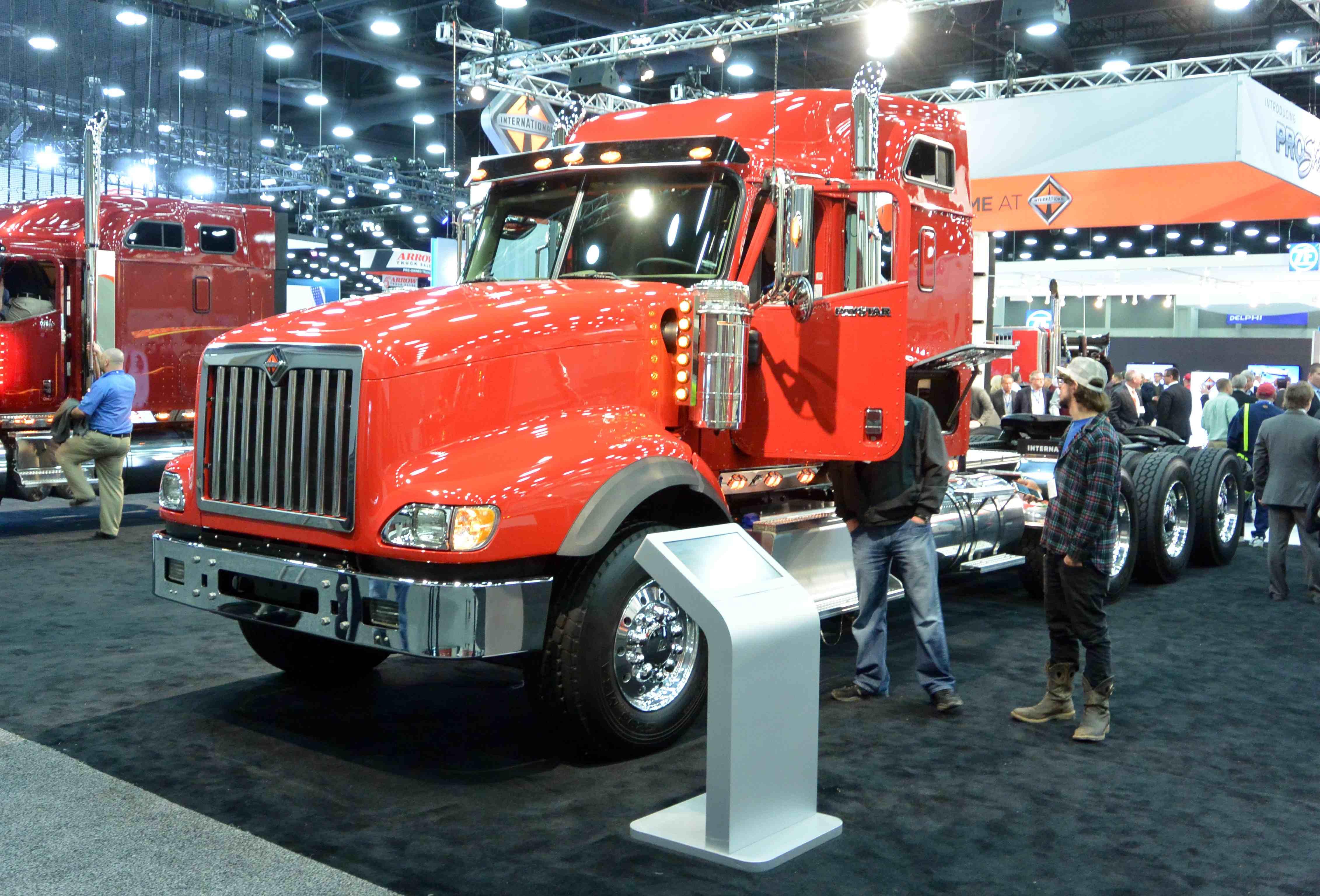 Navistar Latest Truck Maker to Skip MATS Exhibit