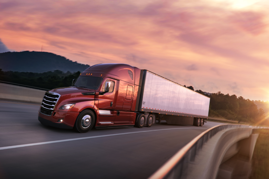 Next-Generation Freightliner Cascadia Emphasizes Fuel Economy, Connectivity, Drivers